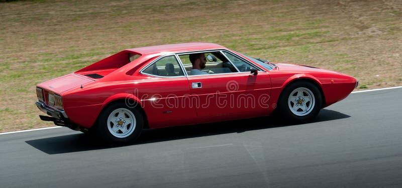 Ferrari 365 2+2, 1972 images libres de droits