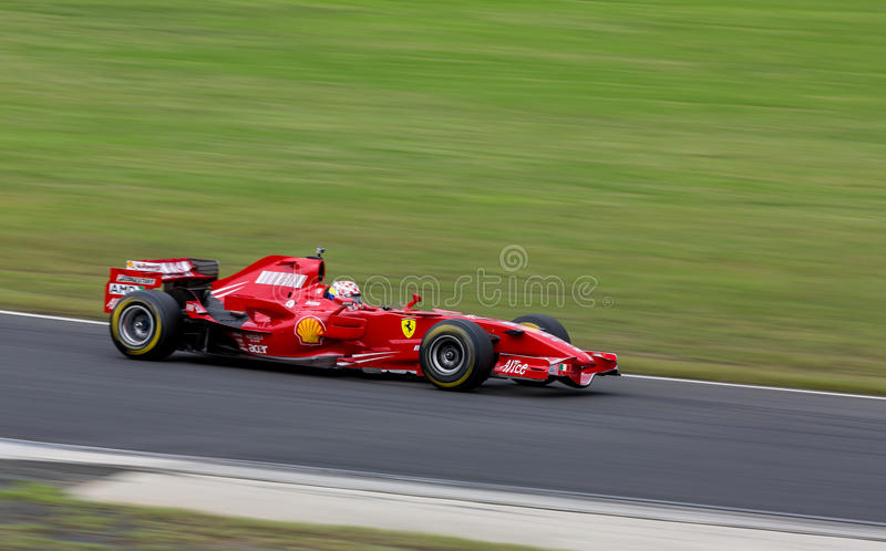 Ferrari imagens de stock royalty free