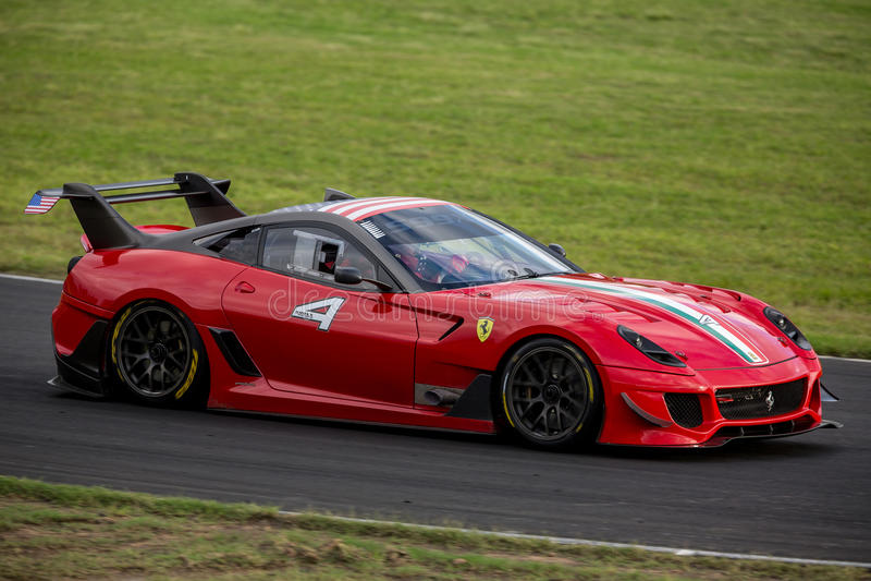 Ferrari foto de stock royalty free