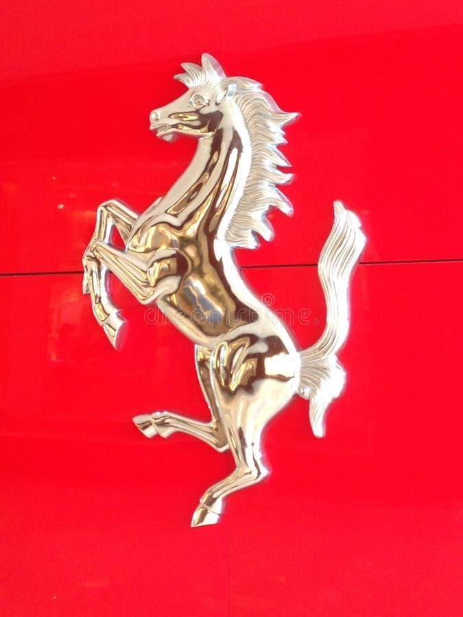 Ferrari στοκ εικόνα με δικαίωμα ελεύθερης χρήσης