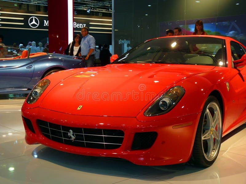 Ferrari 599XX stock image