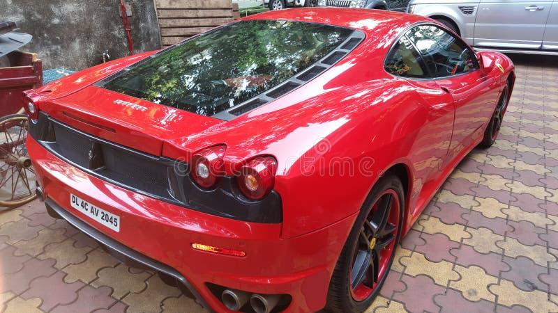 Ferrari 458 imagem de stock royalty free