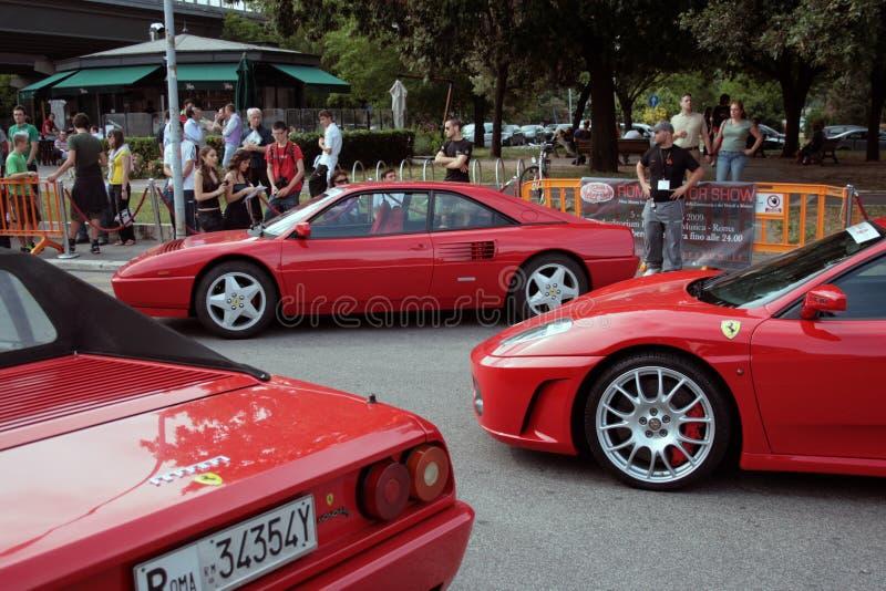 Ferrari Editorial Image