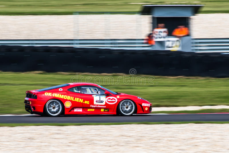 ferrari f430 editorial photo image of racing saleen 44727786. Black Bedroom Furniture Sets. Home Design Ideas