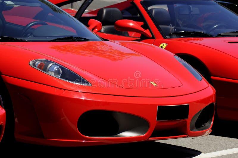 Ferrari F430 fotografía de archivo libre de regalías