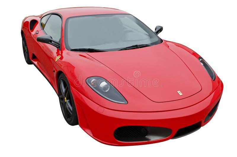 Ferrari F430 stock photography