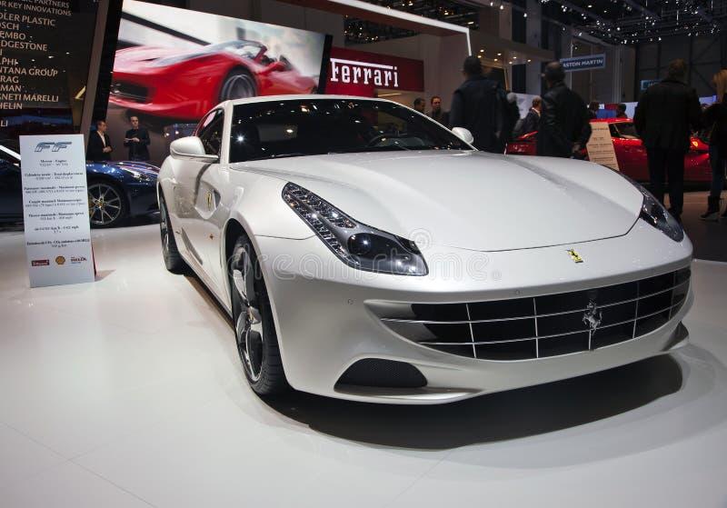 Ferrari FF stock images
