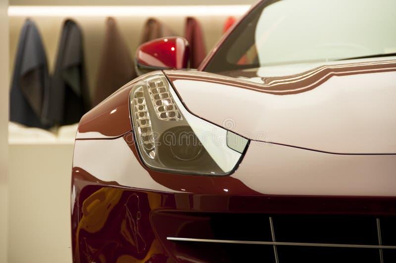Ferrari FF imágenes de archivo libres de regalías