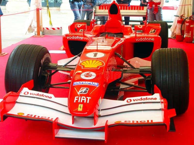 Ferrari - Formula One stock images