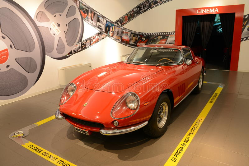 Ferrari 275 GT stockfotos