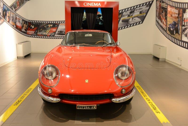 Ferrari 275 GT foto de archivo libre de regalías