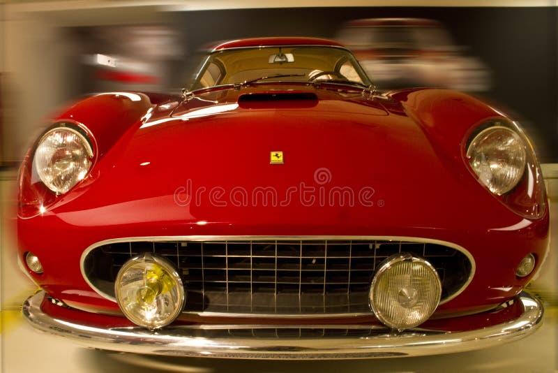 Ferrari 250 Gt Berlinetta Tour de France Italy red car cars stock photography