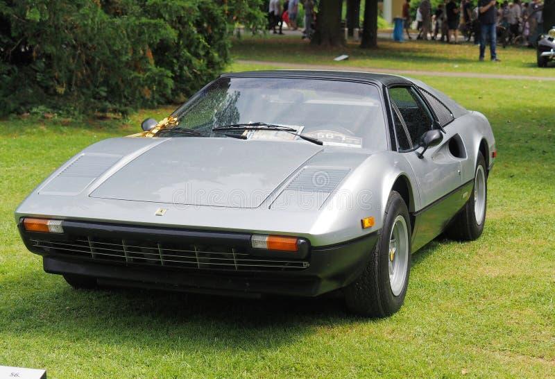 Ferrari 308 GTS royalty free stock photography