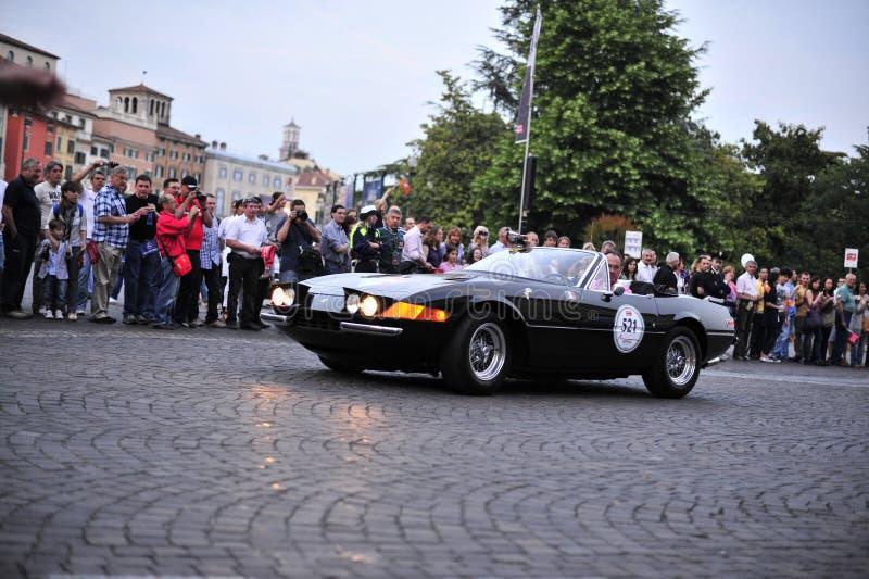Ferrari 365 gtb spider royalty free stock image