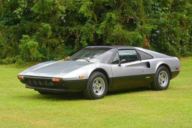 Ferrari 308 GTS photos stock