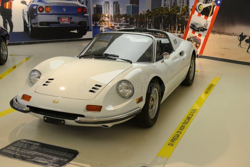 Ferrari 246 GTS Dino stockfoto