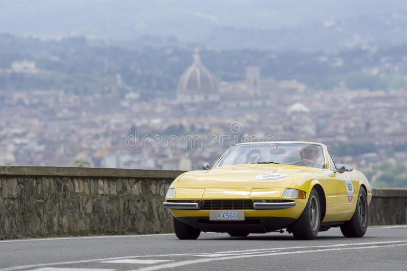 Download Ferrari 356 GTS4 Spider Driven By Parmegiani Davide Editorial Photography - Image: 31111852