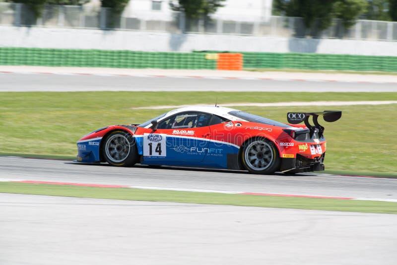 ferrari 458 italia gt3 race car editorial photography image of alvaro circuit 41204982. Black Bedroom Furniture Sets. Home Design Ideas