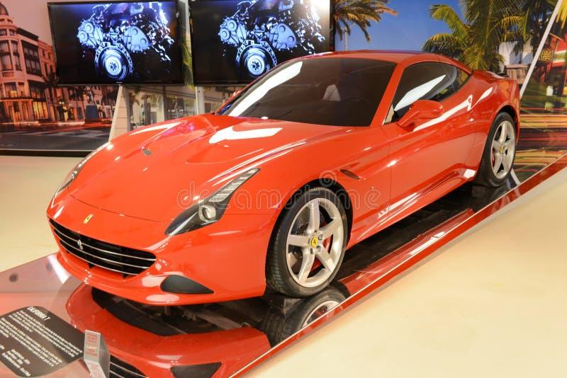 Ferrari Kalifornien T lizenzfreies stockbild