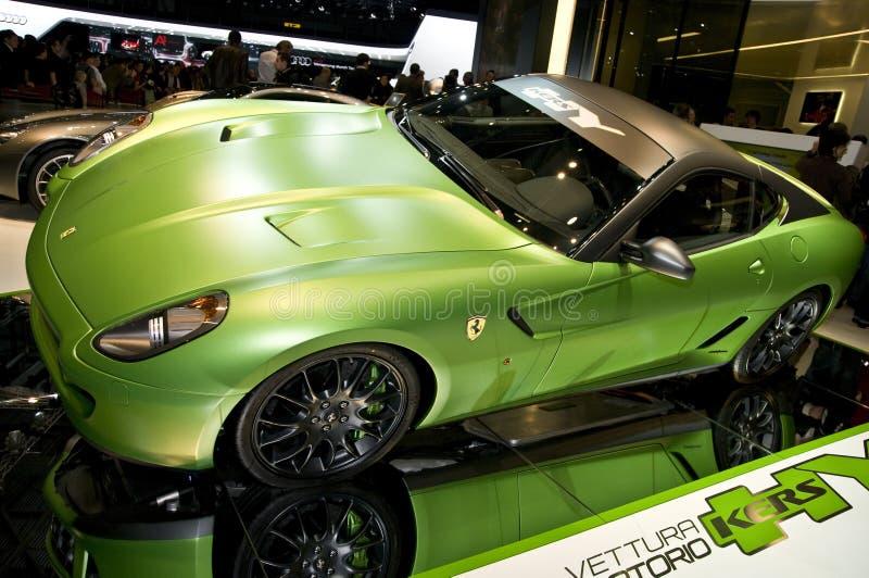 Download Ferrari Kers editorial stock photo. Image of fast, custom - 13312478
