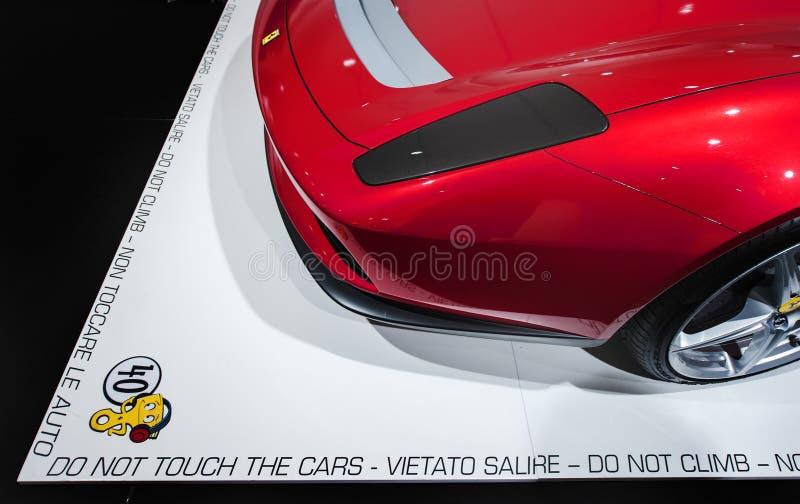 Ferrari Kingdom royalty free stock image