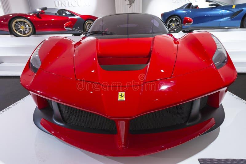 Ferrari Kingdom stock photo