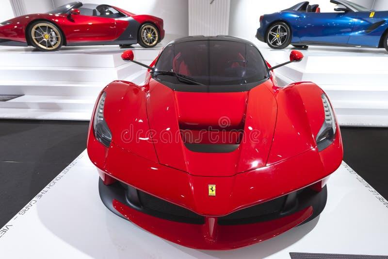 Ferrari Kingdom stock photography