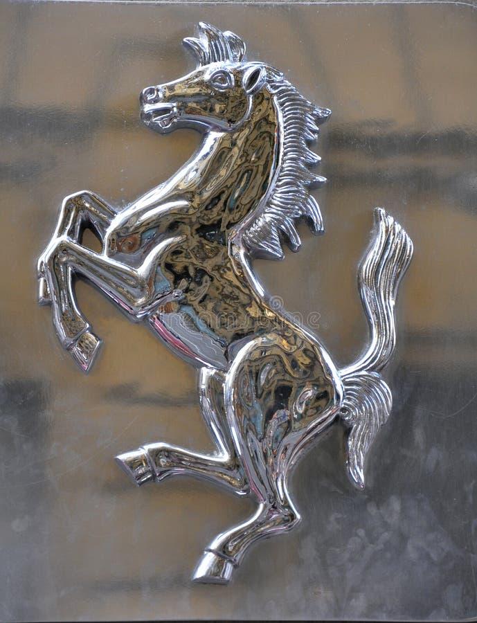 Download Ferrari Logo, Italian Iconic Brand Editorial Image - Image: 15575570