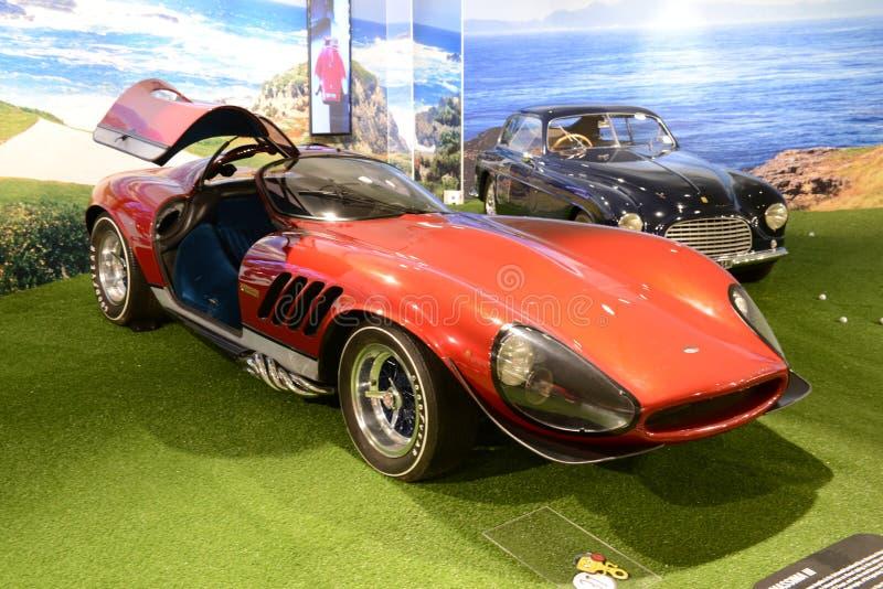 Ferrari Massima III lizenzfreie stockbilder