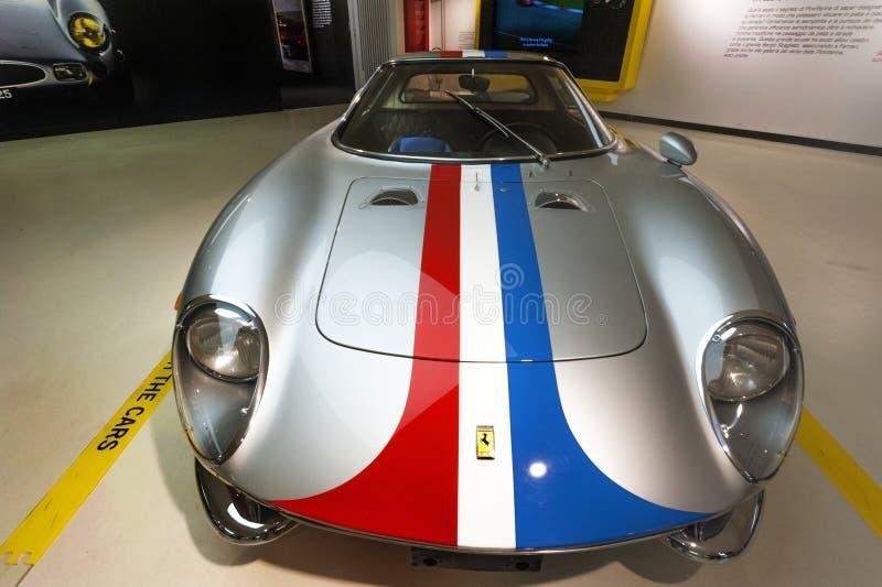 Ferrari Modern Car royalty free stock image