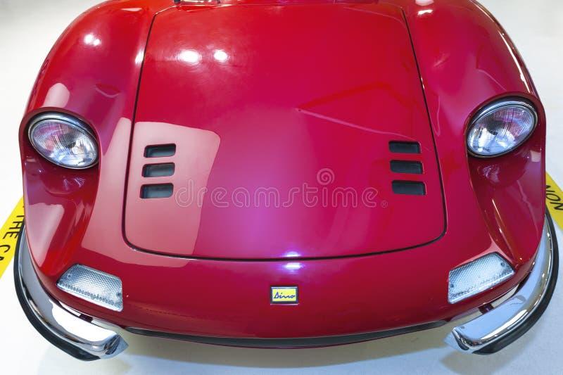 Ferrari Modern Car royalty free stock photography