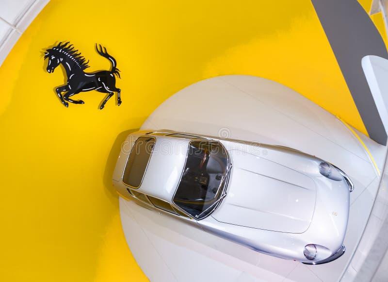 Ferrari Modern Car stock image