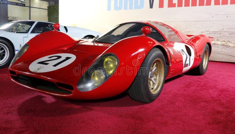 1966 Ferrari P3 stock photo