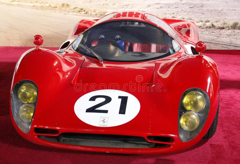 1966 Ferrari P3 stock photography