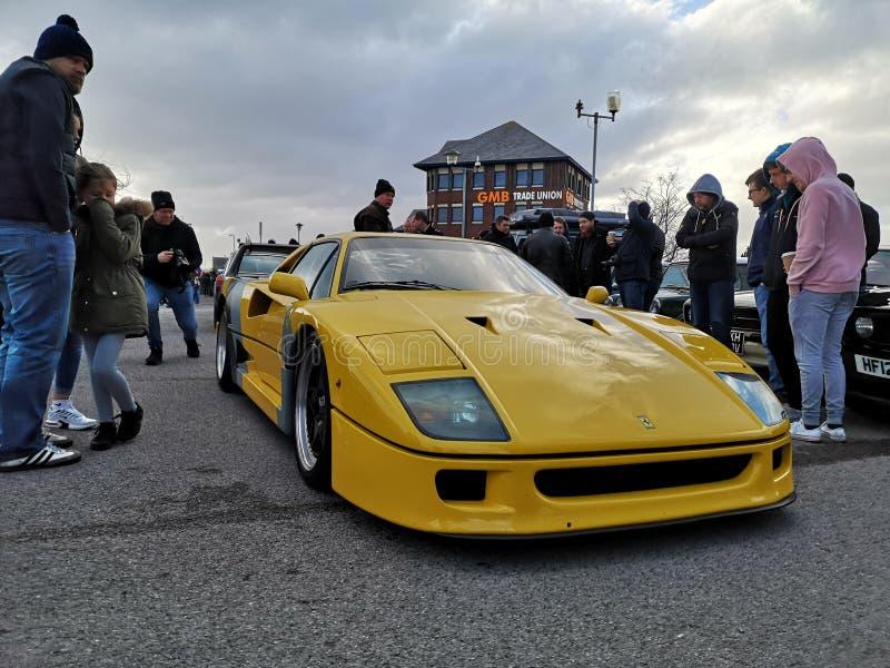 Ferrari imagenes de archivo