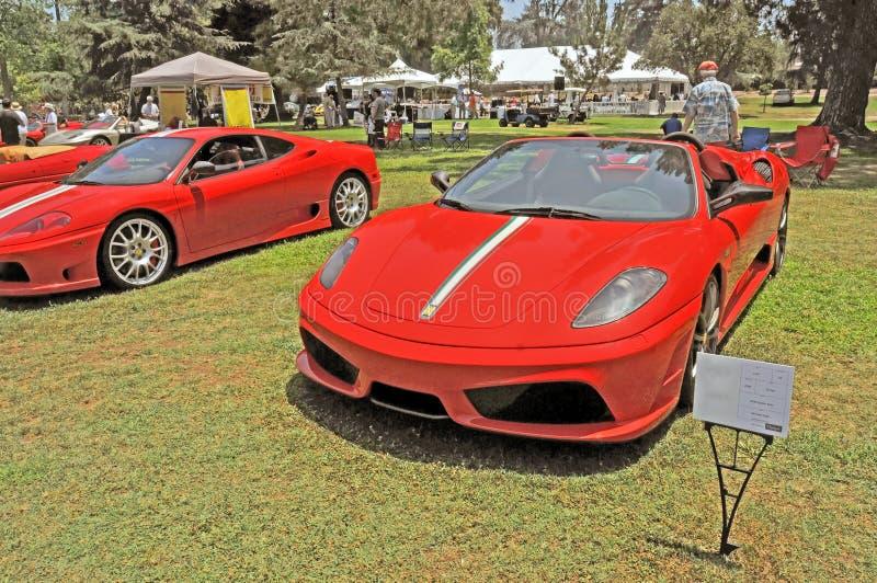 Download Ferrari Spider editorial stock photo. Image of vehicle - 42892783