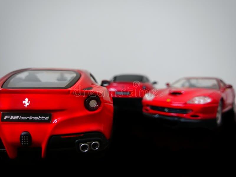 Ferrari tapet arkivfoto