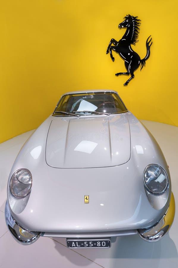 Ferrari Vintage Car stock image