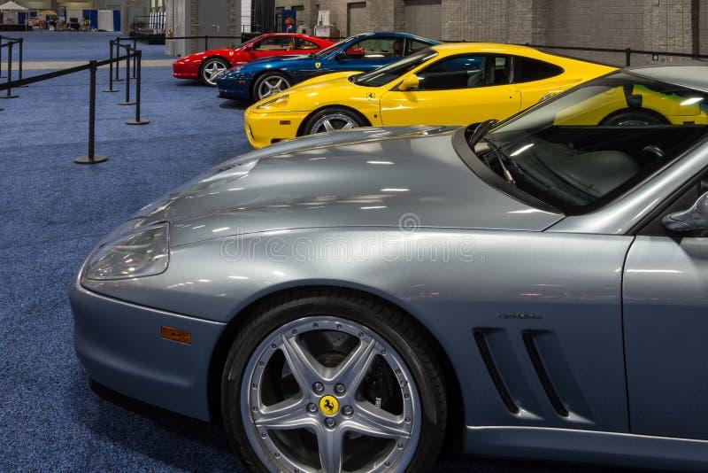 Ferraris obrazy stock