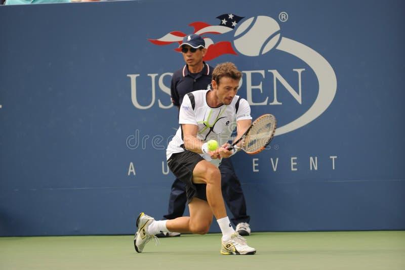 Ferrero J C at US Open 2009 (10) stock photos