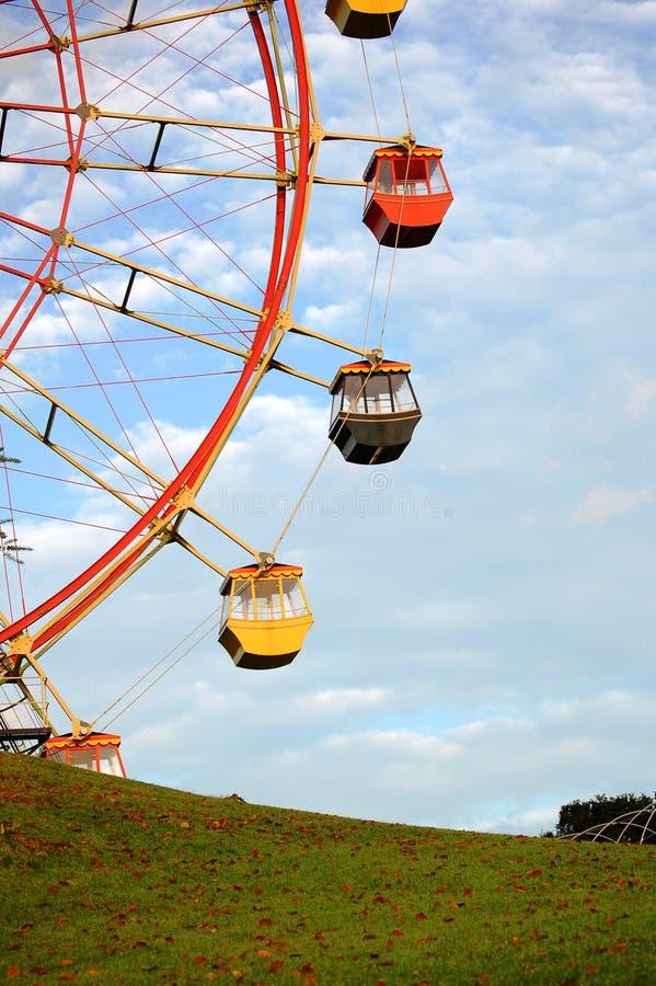 Download Ferries wheel stock image. Image of ride, funfair, blue - 1288565
