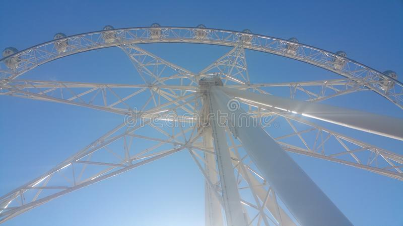 Ferries wheel royalty free stock photo