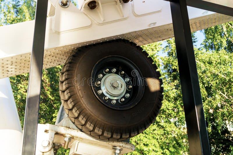 Ferris koła prowadnikowy mechanizm zdjęcie stock