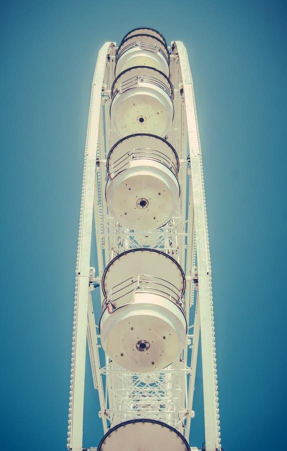 Ferris koła szczegół obraz royalty free