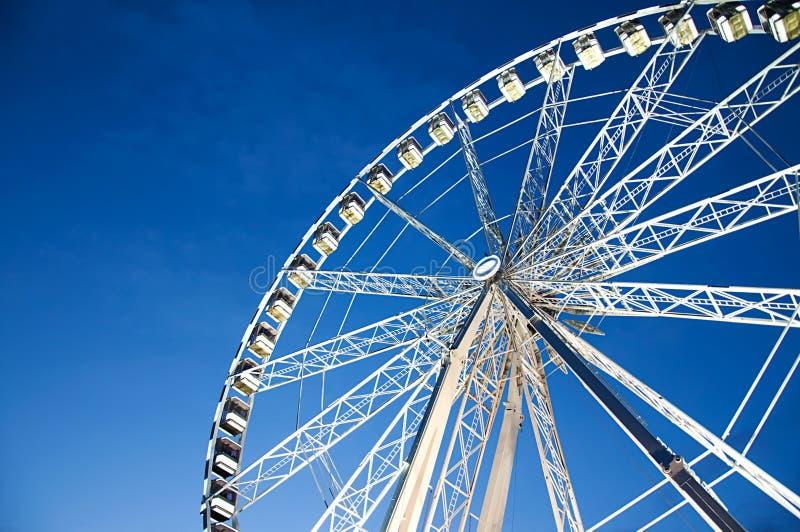Ferris roda dentro Paris, França imagens de stock