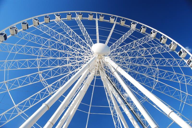 Ferris-rotella Australia fotografie stock
