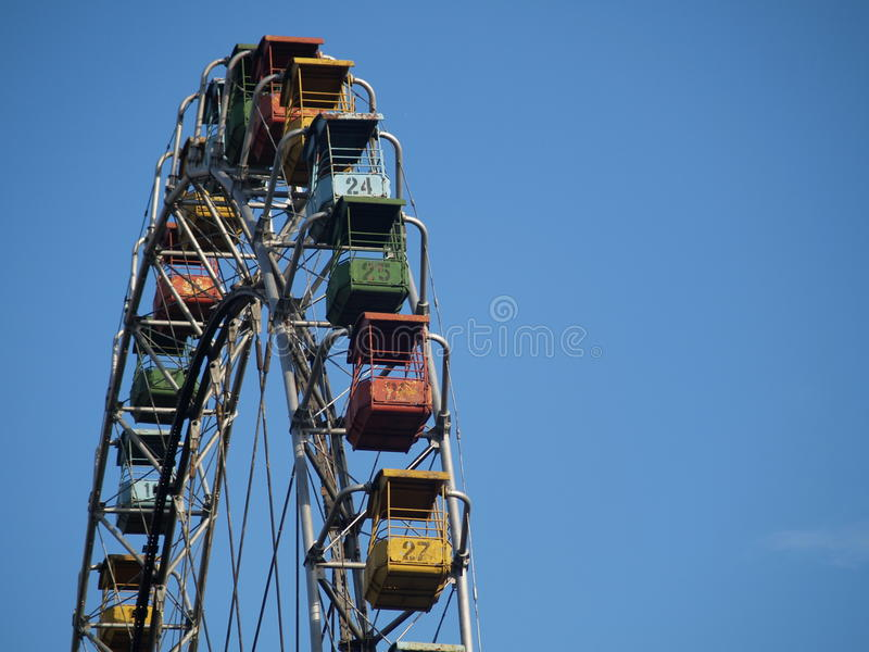 Ferris wheel 01 royalty free stock photo