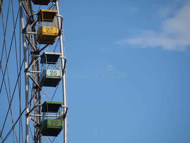 Ferris wheel 02 royalty free stock image