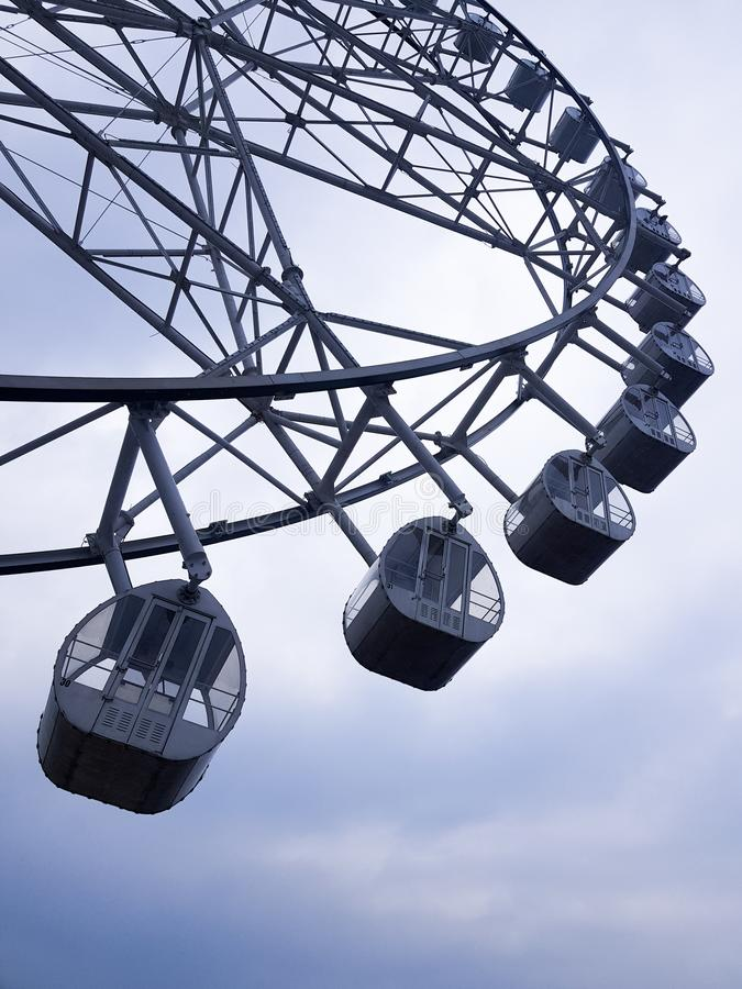Ferris Wheel royaltyfria foton