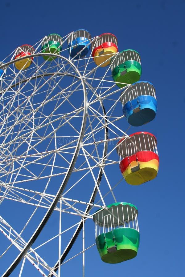 Download Ferris wheel stock image. Image of blue, ferris, angle - 15379751
